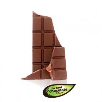 Chocolat cru bio - Baies de Goji & Orange (contenu)