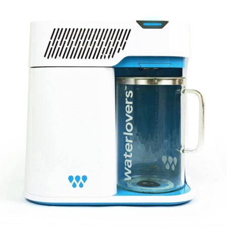 Distillateur d'Eau Waterlovers 2800 avec Technologie Intelligente regenerescence 2