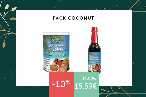 pack coconut regenerescence