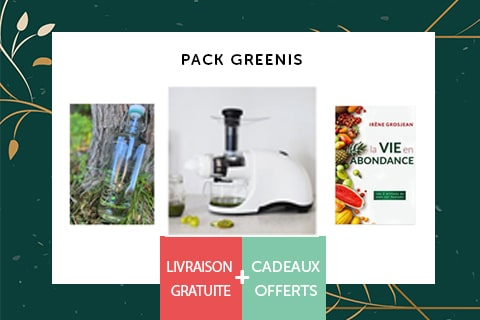 pack greenis regenerescence
